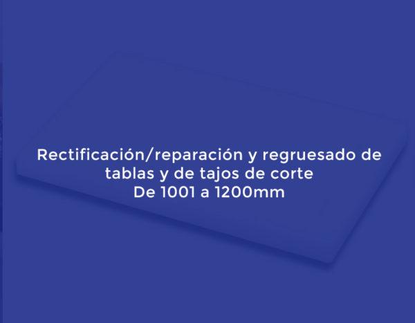 De 1001 a 1200mm