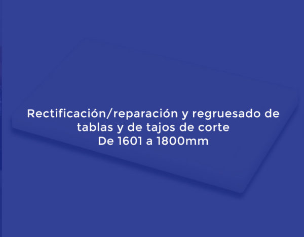 De 1601 a 1800mm