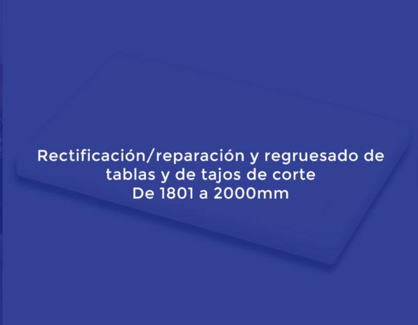 De 1801 a 2000mm-
