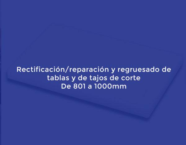 De 801 a 1000mm