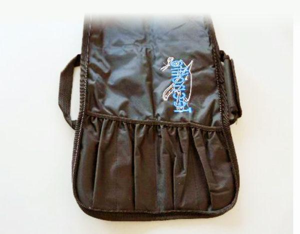 Tecnofilo maletin portacuchillos 4 cuchillos